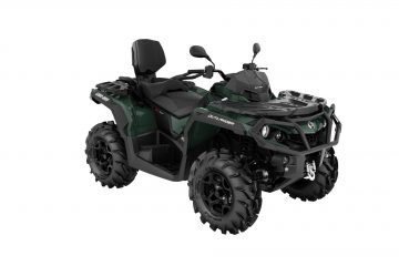 MY21-Can-Am-Outlander-MAX-XU+-650DT-Tundra-Green-34front-EU