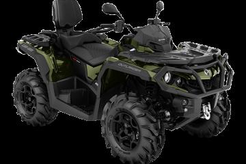 MY21-Can-Am-Outlander-MAX-XU+-650-Boreal-Green-34front-EU