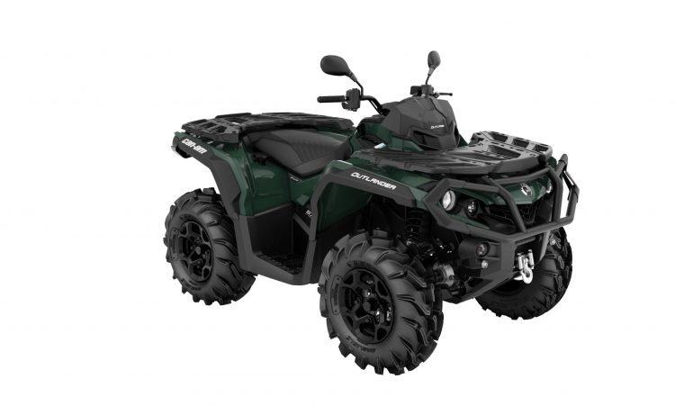 MY21-Can-Am-Outlander-XU+-650DT-Tundra-Green-34front-EU