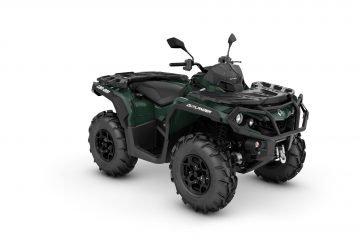 ORV-ATV-MY22-Can-Am-Outlander-XU+-650DT-Tundra-Green-SKU0003FNA00-34FR-T3B